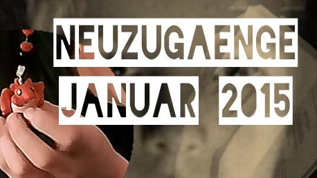 Januar Neuzugänge