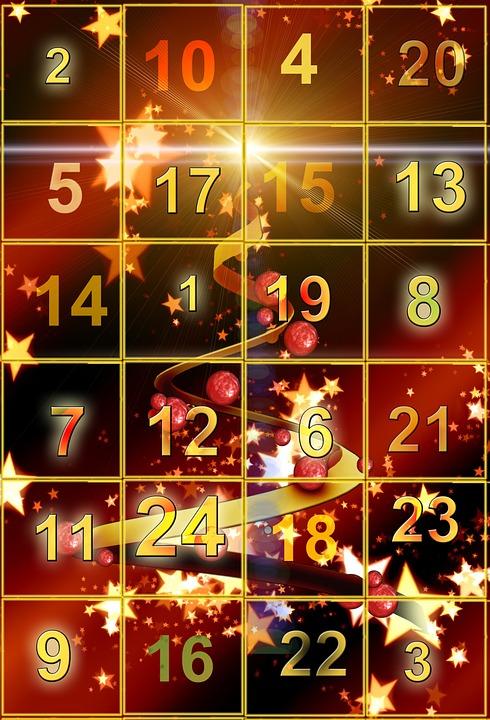 Adventskalender 2016 Ankündigung